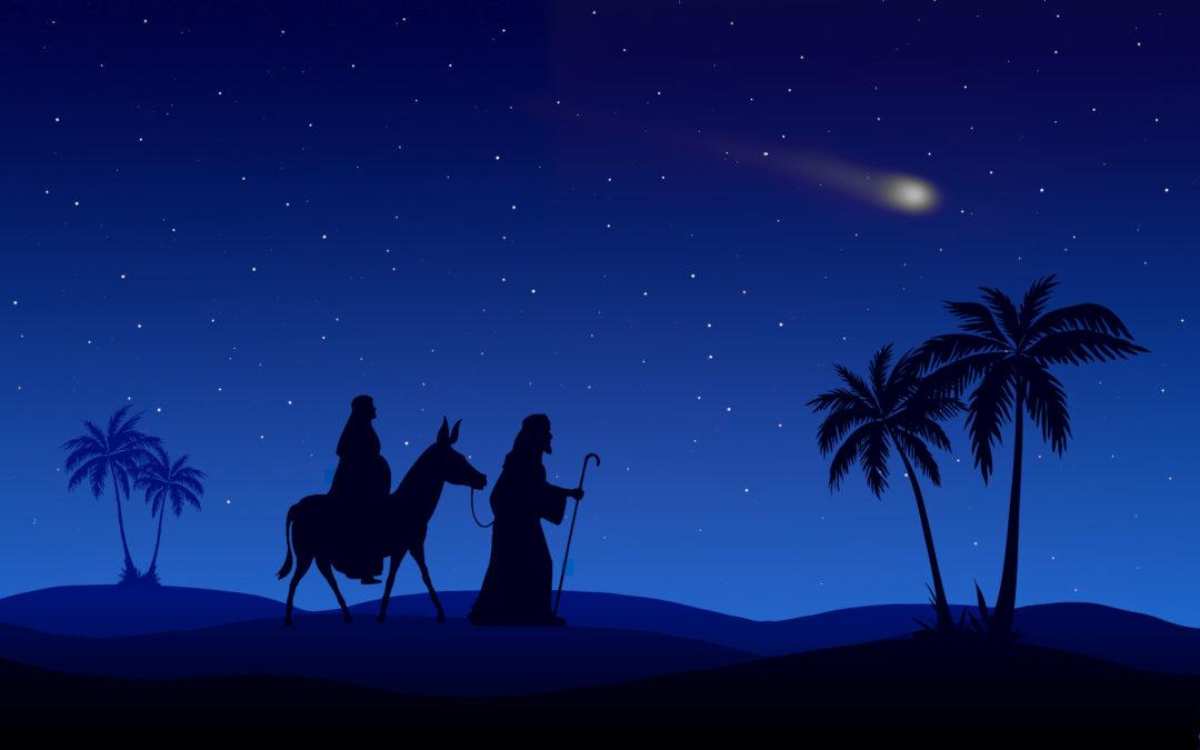Ein Doula-Gutschein zu Weihnachten – Maria hätte sich gefreut